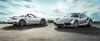 2006 Porsche 911 Turbo S Command Up To 580 Horsepower In A 2017 Porsche 911 Carrera Turbo S
