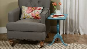 furniture painting distressed painted wood furniture better homes gardens