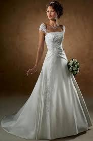 wedding dresses with straps a line wedding dress with straps naf dresses