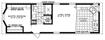 cottage modular homes floor plans the deloro cottage dc 3371a park model home floor plan jacobsen