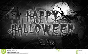 happy halloween haunted forest retro stock footage video 58370158
