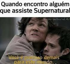 Memes Supernatural - hhahahaha isso mesmo supernatural pinterest supernatural
