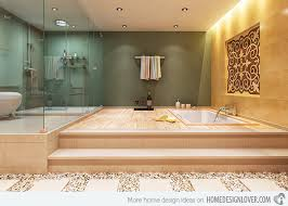 big bathrooms ideas my basement bathroom wont be this big but here are some great