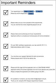 Authorization Letter Claim Passport Dfa Passport Application At Dfa Sm Megamall Backpackingwithmishi