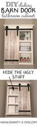 Open Shelves Under Cabinets 25 Best Open Bathroom Vanity Ideas On Pinterest Farmhouse
