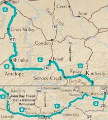 the journey through time scenic byway tripcheck oregon
