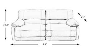 cindy crawford recliner sofa cindy crawford home auburn hills taupe leather power reclining sofa