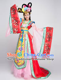 Chinese Costume Halloween Ancient Chinese Clothing China Dance Costumes Traditional Hanfu
