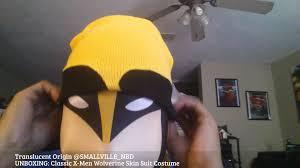 halloween 2015 classic x men wolverine skin suit costume