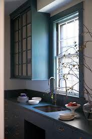 Farrow And Ball Painted Kitchen Cabinets Sponsored Moody Midnight Pantry With Farrow U0026 Ball Paint