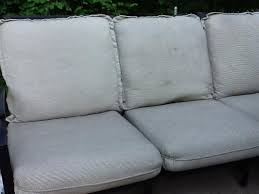 Thomasville Patio Furniture by Thomasville Messina 4 Piece Patio Sectional Seating Set With