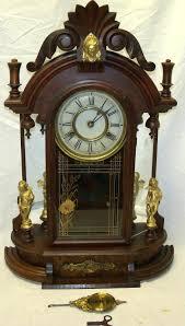 Ridgeway Grandfather Clock Ebay Outdoor Atomic Wall Clock Large Decorative Wall Clocks Uk Silver