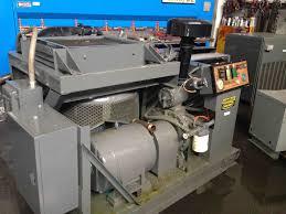 air compressors dresser leroi model 40ss rotary air compressor