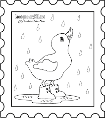 Image Rainy Day Coloring Pages 44 In Coloring Online With Rainy Rainy Day Coloring Pages