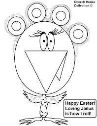 jesus coloring page easter church house collection blog easter