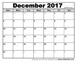 print calendars for 2017 december printable calendar 2017 blank calendar printable 2018