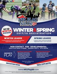 Flag Football League Bay Area Nfl Flag San Diego Winter And Spring League Monster U0027s Sports