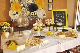baby shower bee theme what will it bee baby shower baby shower ideas themes