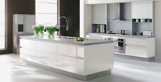 Modern White Kitchen Designs Contemporary White Kitchen Designs Stylish