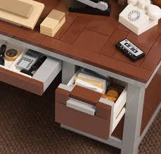 Building A Wooden Desktop by Adorable Lego Sets Lets You Build Retro Desktops Curbed