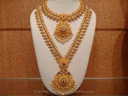 indian bridal jewelry necklace images Latest indian bridal necklace set from naj pearl necklace jpg