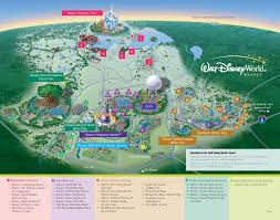 Magic Kingdom Map Orlando by Walt Disney World Property Map Kennythepirate Com An