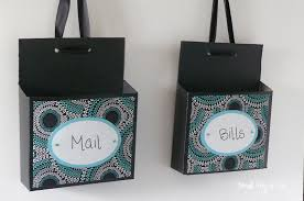 Decorative Hanging File Boxes Small Fry U0026 Co Hanging File Boxes From Cereal Boxes Getting