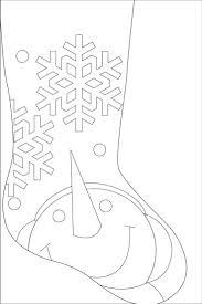 best 25 christmas stocking template ideas on pinterest stocking