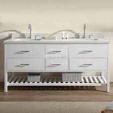White Bathroom Vanity Cabinets by Wholesale Double Sink Vanities Best Double Sink Vanities Boma