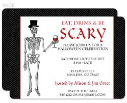 halloween party rhymes spooky halloween invitation wordings u2013 fun for halloween