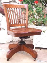Free Wood Desk Chair Plans by Office Old Oak Office Chairs For Sale Wooden Office Chair