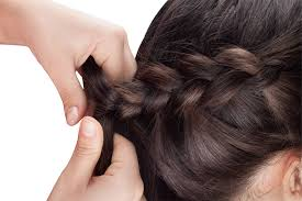 good hair day how braiding your hair before bed can get you your