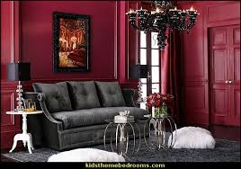 Modern Style Boudoirmoulin Rouge Style Decorating Ideas Gothic - Boudoir bedroom designs