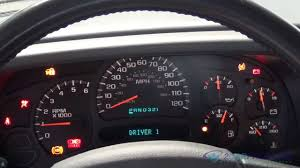 instrument cluster replacement gmc yukon xl sierra 2000 2006
