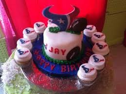 30 best texans themed birthday party cakes and accessories images