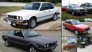 Bmw 318i 1985 Bmw 318i All Years And Modifications With Reviews Msrp Ratings