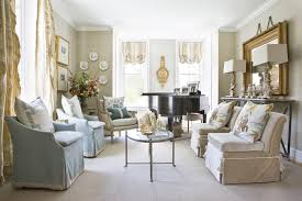 ideas to decorate living room with piano