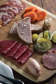review the granary offers rich dense food en masse click to enlarge the megaboard includes salami coppa bresaola chicken liver mousse pickles and