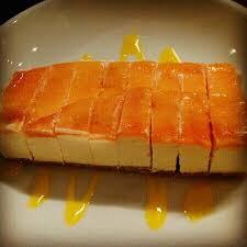 Kek Mango mango cheese cake picture of lila wadi restaurant kuantan