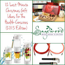 12 great last minute christmas gift ideas for the health conscious