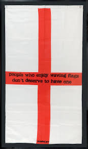 Waving Flag Artist Paddle8 People Who Enjoy Waving Flags Banksy