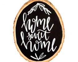 Wedding Quotes On Wood Custom Family Name Tree Slice Wood Slice Quotes Family Name