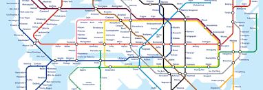 Munich Subway Map by Subway Design Inhabitat Green Design Innovation Architecture