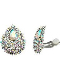 clip on stud earrings women s clip on earrings