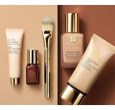 double wear makeup kit 10 00 with your double wear or double wear light stay in estee lauder