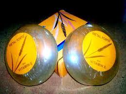 Sabun Vitamin E vitamin e paketkosmetik