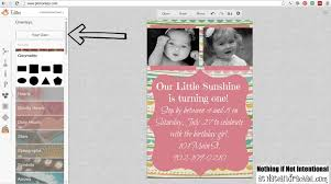 Design Your Own Invitations Make Your Own Invitations So Cute Easy And Frugal
