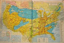Washington State Earthquake Map by Matthew Stephen Prophecy Prophet Prophetic Ministry