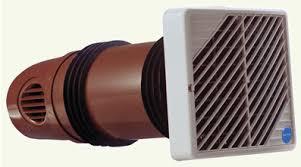 ventilateur pour cuisine ventilation flux cuisine salle de bain vent axia hr25h