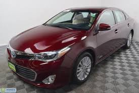 toyota for sale in mn used toyota avalon hybrid for sale in minneapolis mn edmunds